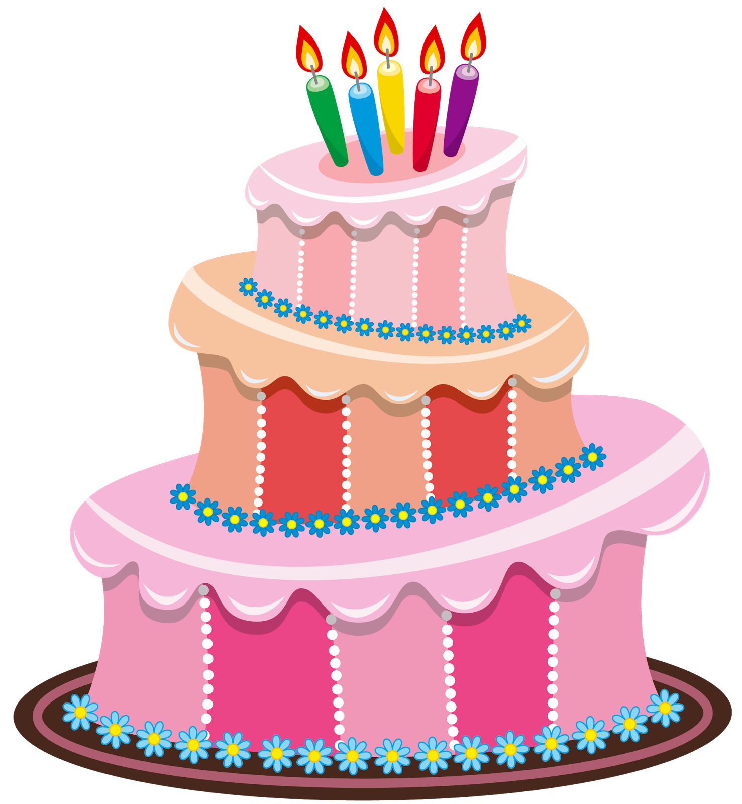 Happy Birthday Graphics Clip Art PNG Free Download SMS Wishes