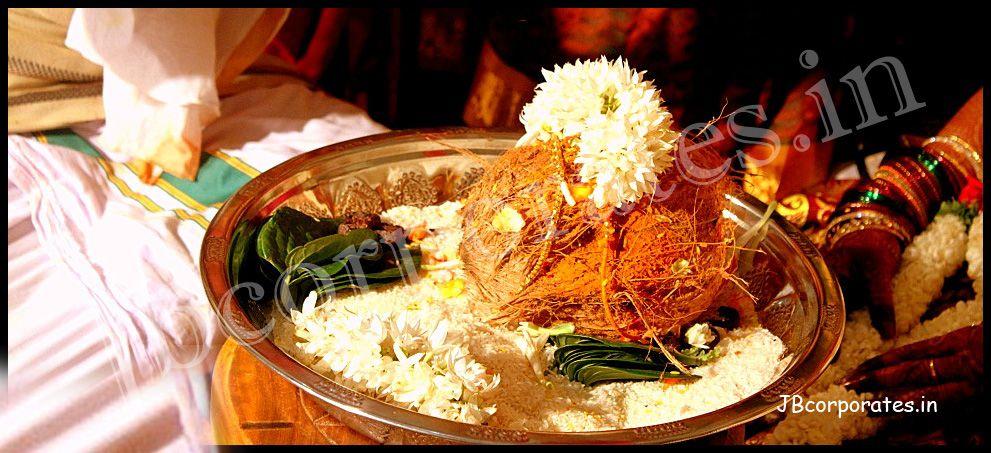 Wedding-Photographer-JB- Corporates-hindu-wedding-thali | Ideas for