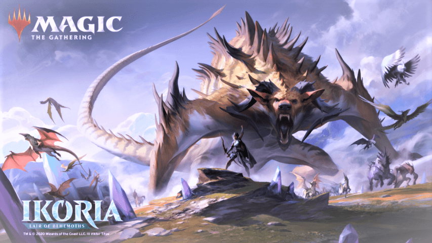 Ikoria is available on Magic Arena in 2020 The