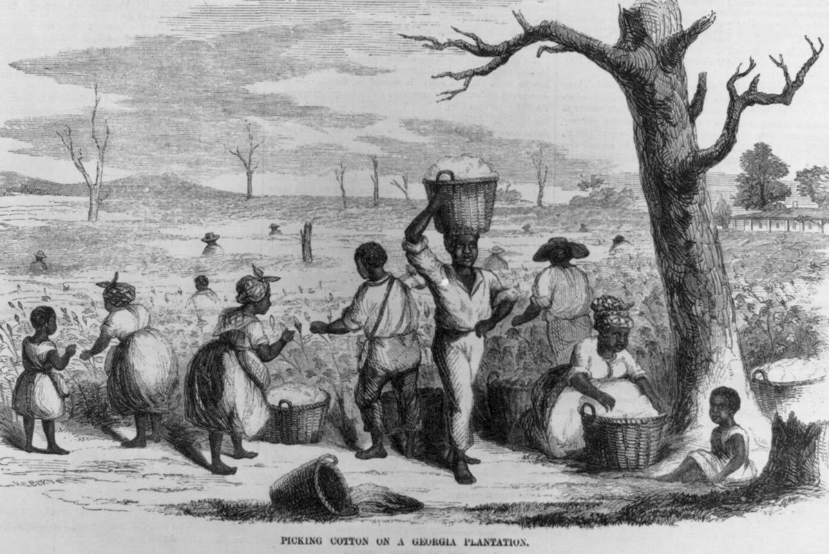 SONG OF THE FREE. African american history, Antebellum