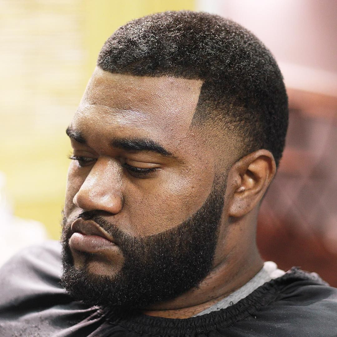 Nice Fresh Fade Haircuts For Black Men The Most Fashionable - Best hairstyle for army