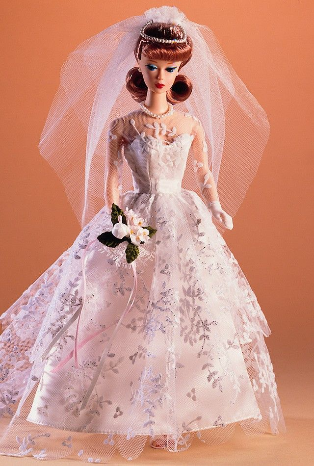 Wedding ® Barbie® Doll (Redhead) | Barbie Collector Release date 1/1 ...