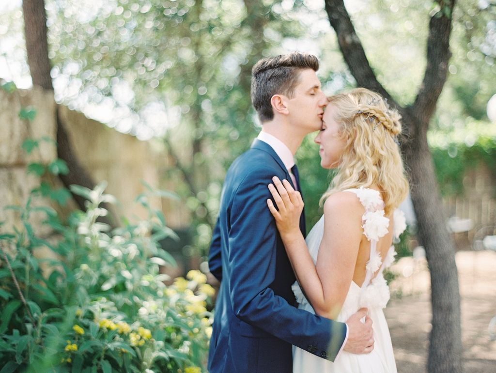 Relaxed laid-back Texan wedding via Magnolia Rouge