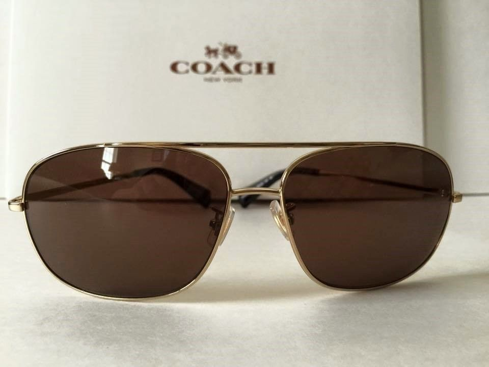 733b13e3ca21 Coach Bedford Men s Navigator Sunglasses