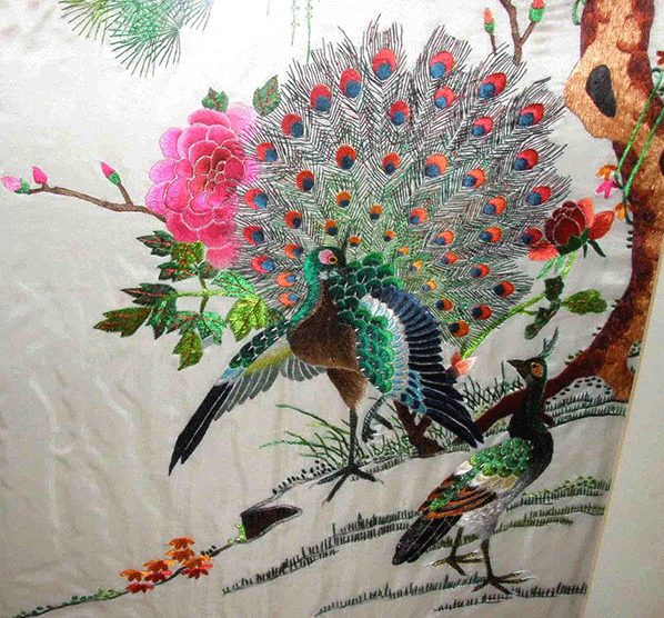 Chinese embroidery easy talk china tour