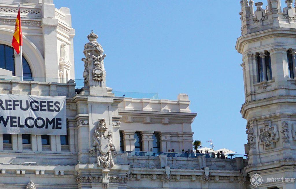 The Best Rooftop Bars In Madrid Bar Terraza Terrazas Palacios