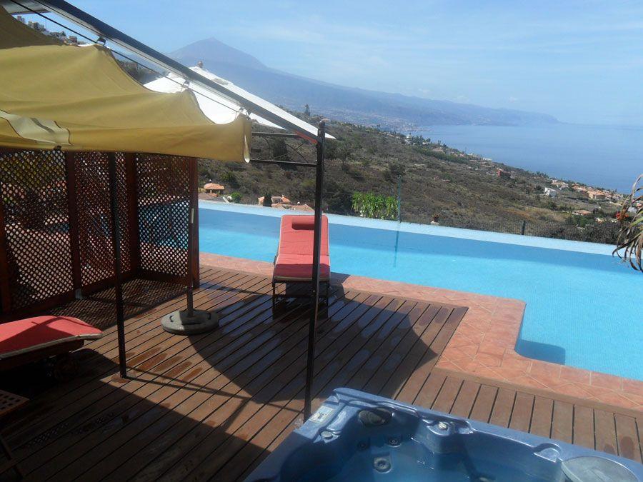 Casa rural con piscina valle orotava casas rurales hoteles con encanto pinterest casas - Hoteles con encanto y piscina ...