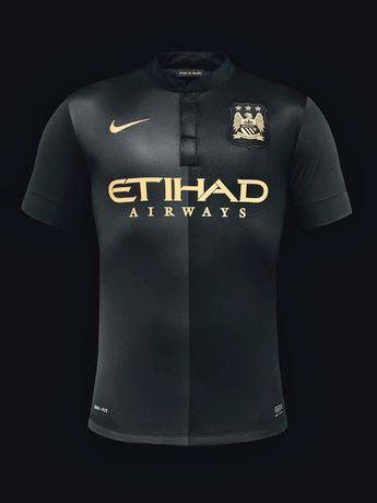 fc545a6c351 Man City Away Shirt 2013 2014