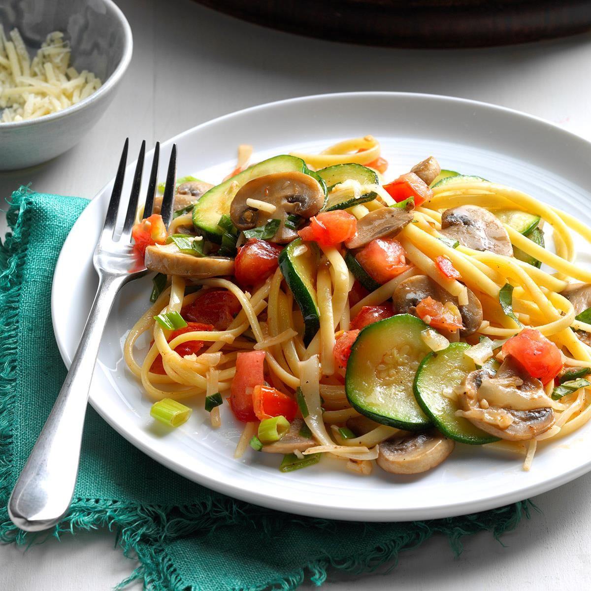 recipe: vegetarian linguine recipes [38]