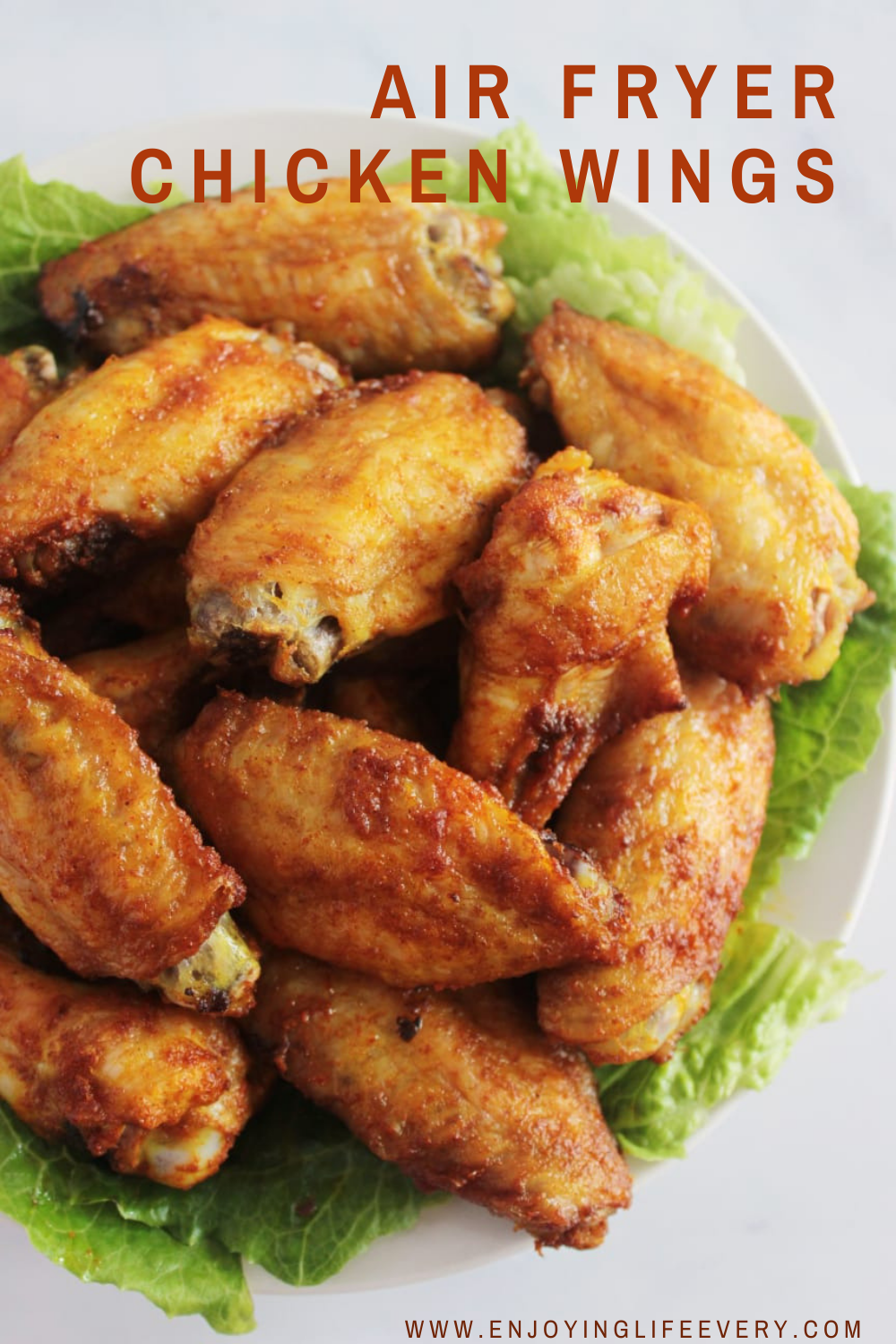 Dry Rub Chicken Wings Recipe In 2020 Air Fryer Recipes Chicken