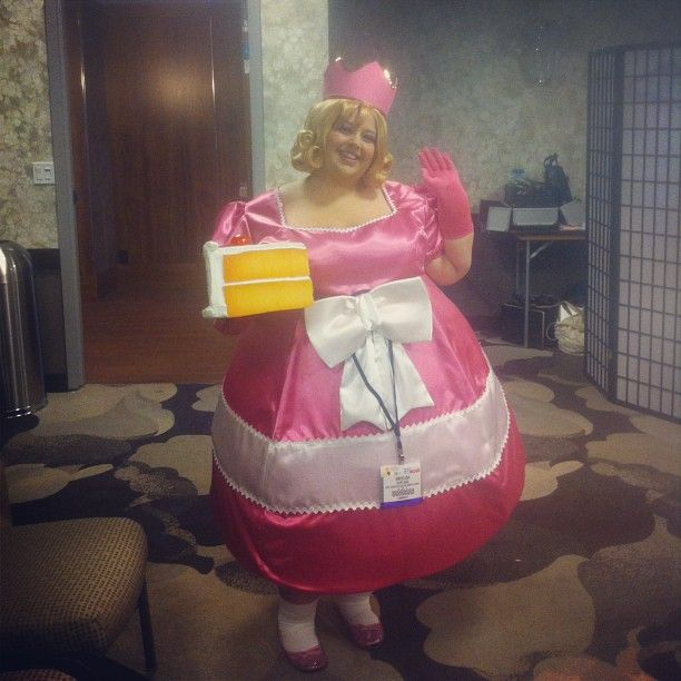 adorable Fat Princess #sony #playstation #cosplay #bbw #plussize #halloween # & adorable Fat Princess #sony #playstation #cosplay #bbw #plussize ...