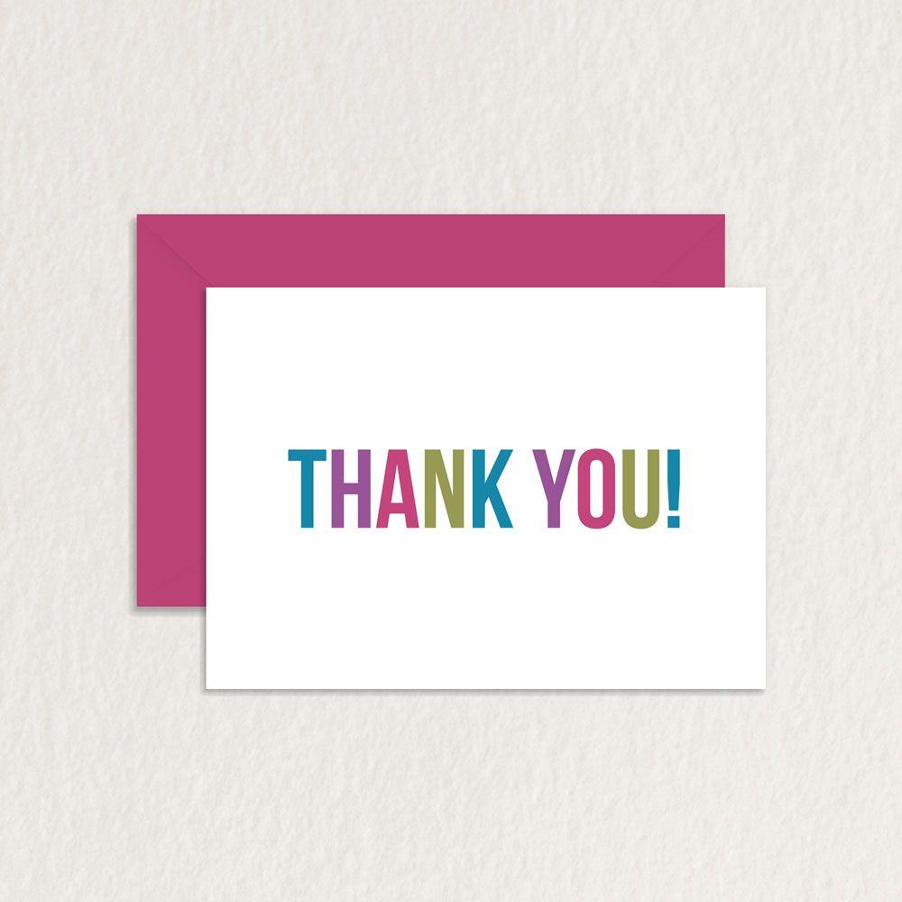 Brainooli Printable Thank You Card Free Sample Printable