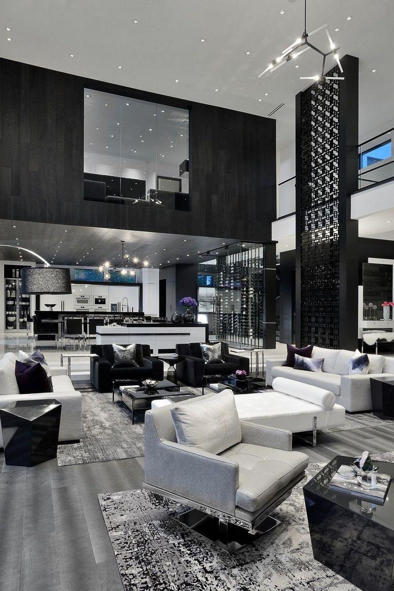 50 Luxury Interior Design Ideas For Your Dream House In 2020 Modern Luxury Interior Modern Houses Interior Luxury Living Room