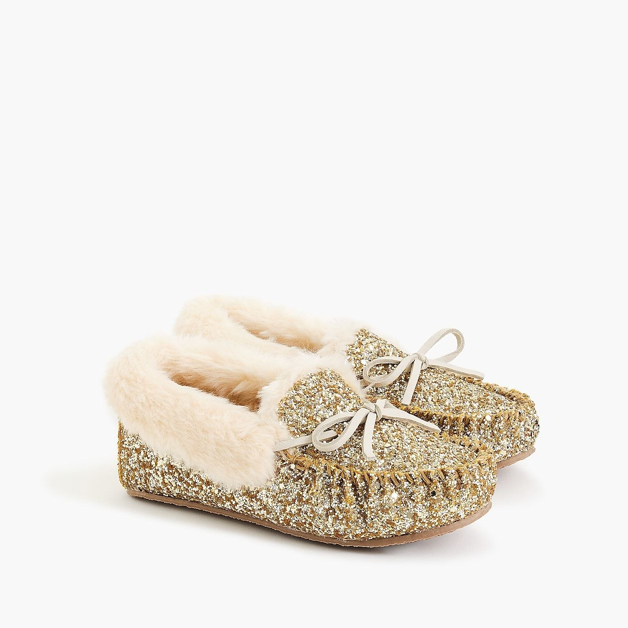Moccasins slippers, Girls shoes