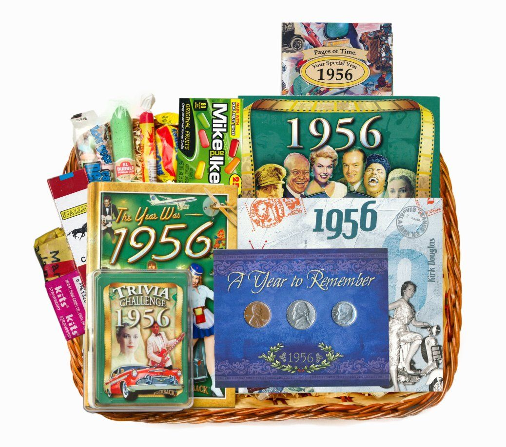 1966 Time Capsule 50th Birthday Gift For Men Or Women: Personalized 50th Anniversary Time Capsule For 1966 Or