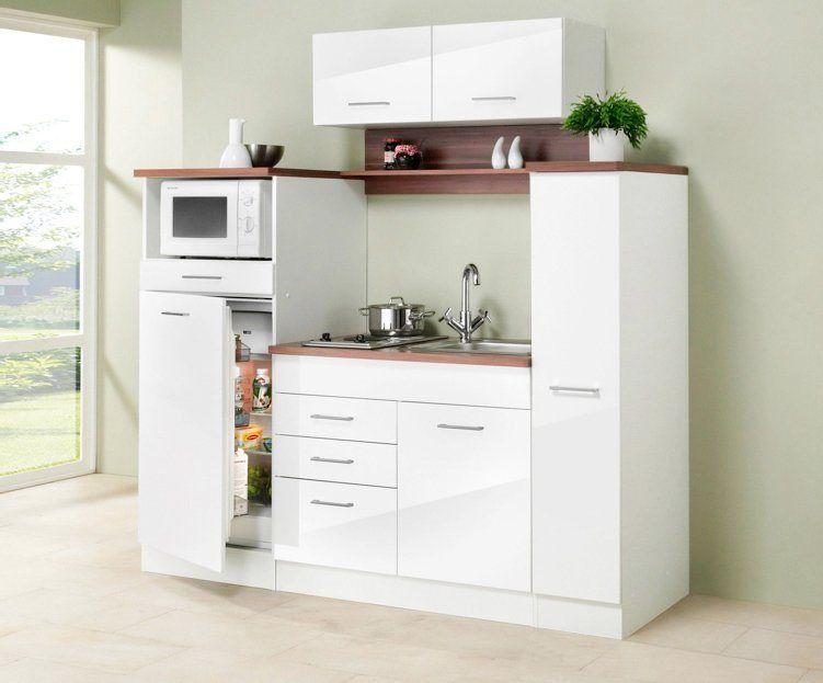 HELD MÖBEL Küchenzeile, Breite 190 cm, Für kleine Räume