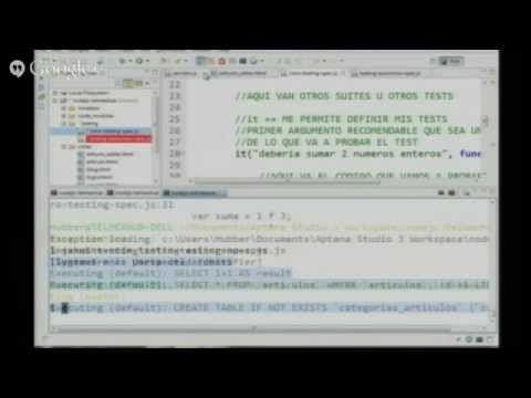 Sesión 5: Persistencia de Datos en Node js con PostgreSQL y
