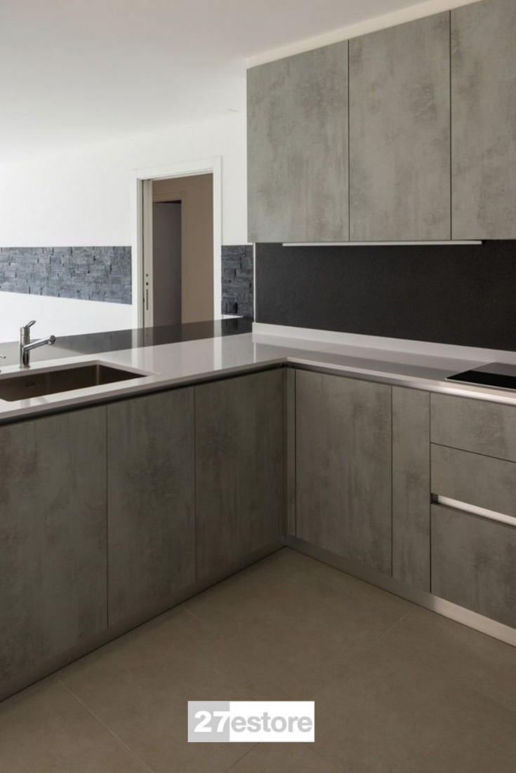 Spatula Plaster Dark Grey Textured In 2020 Kitchen Cabinet Colors Kitchen Cabinet Trends Best Kitchen Cabinets