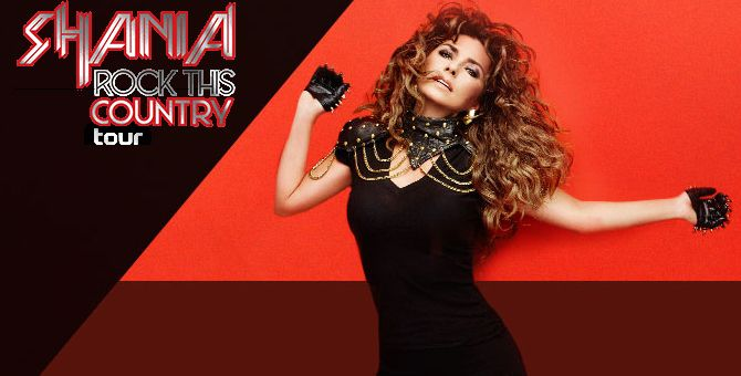 Shania's upcoming tour dates and details - see our latest edition!