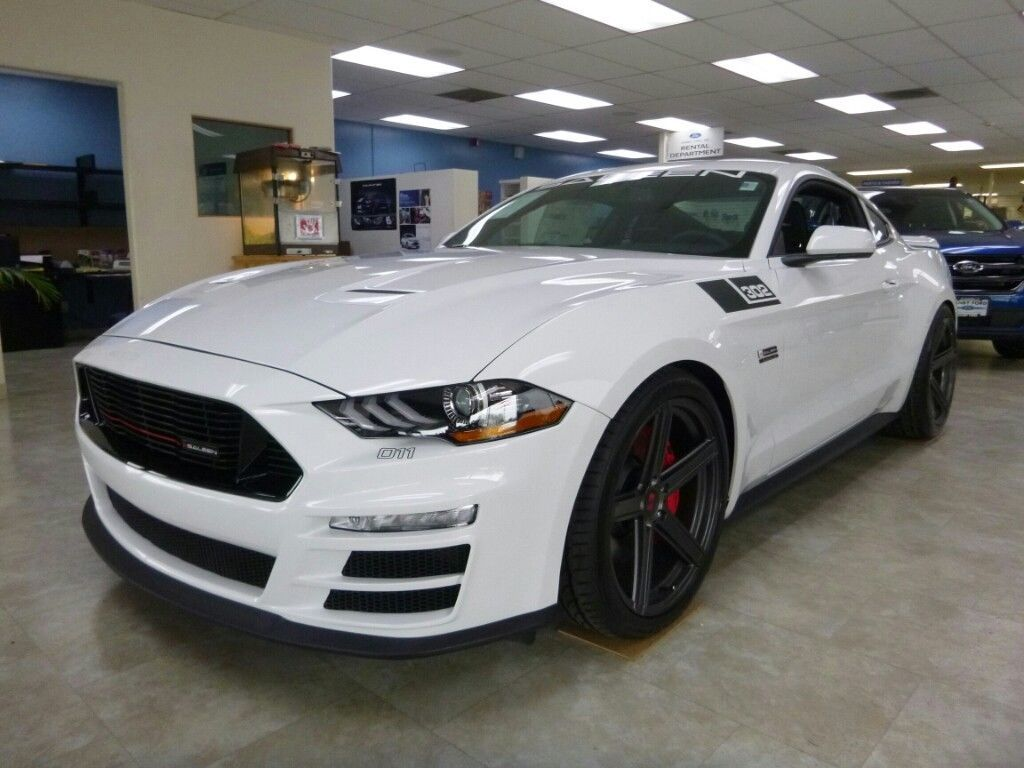 Saleen Mustang 2018 For Sale   Convertible Cars