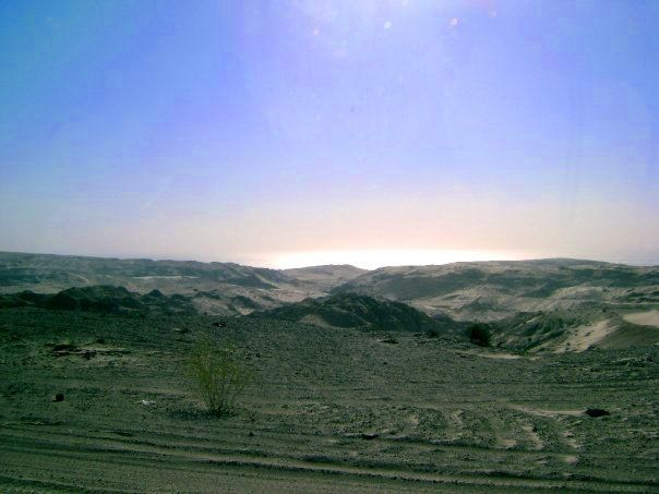 Desierto del Altar, Sonora, México