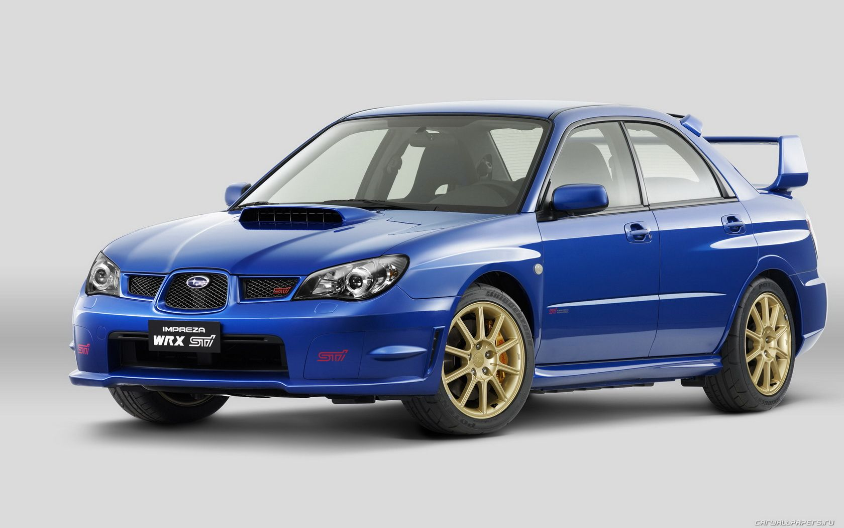 2nd Gen Subaru Wrx Sti