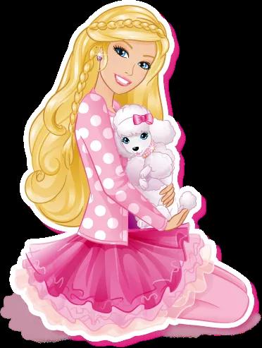 Barbie Png Fundo Transparente Decoracao Festa Barbie