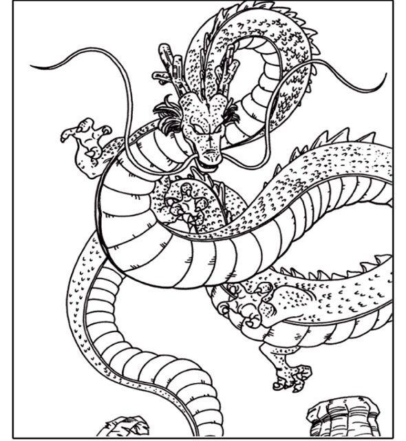 Pin Von Maria Kara Auf Dragon Ball Drachenzeichnungen Wenn Du Mal Buch Und Pokemon Malvorlagen