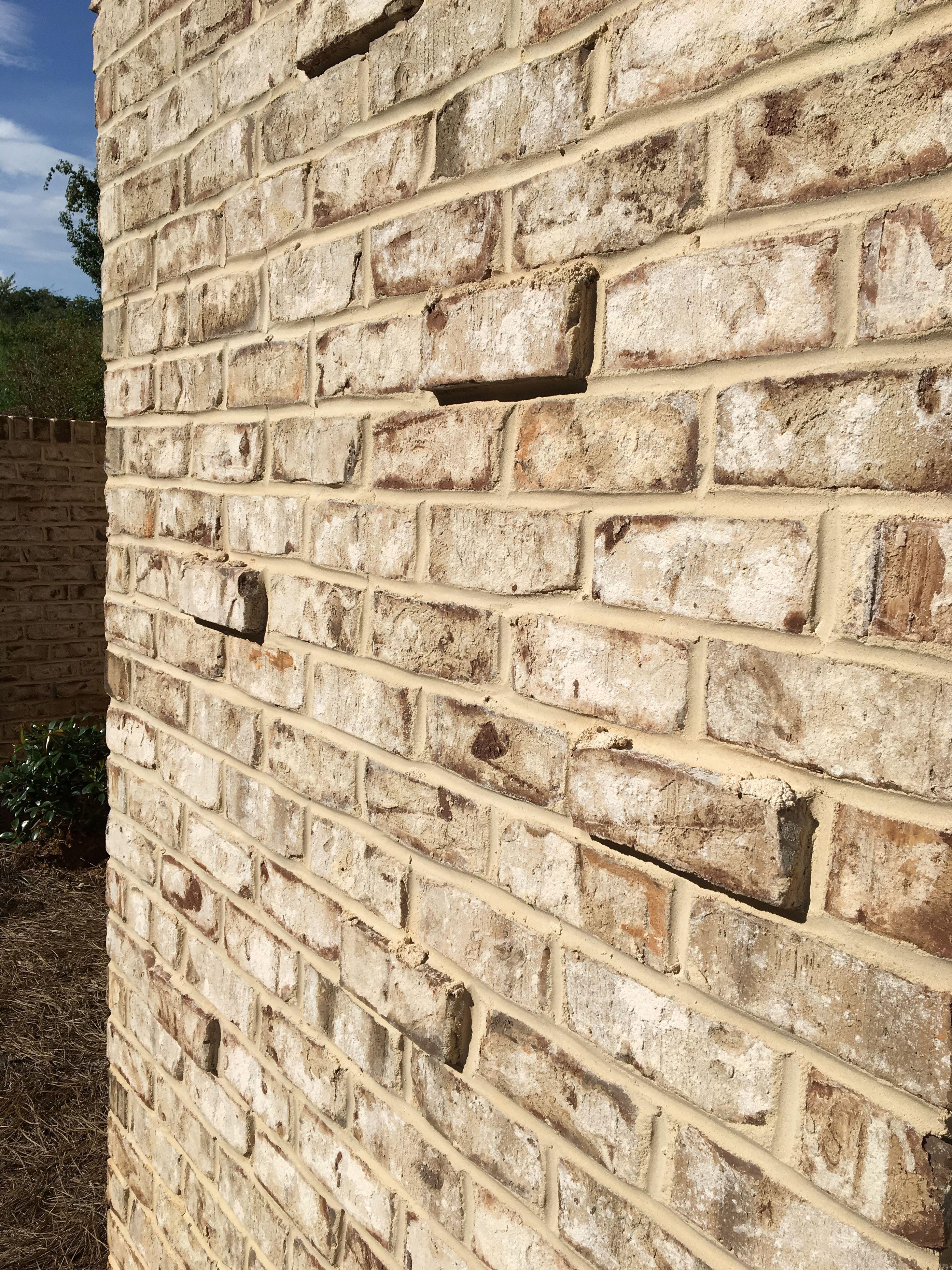 Decorative Masonry Techniques Add Dimension To Your Brick Exterior White Brick Houses Exterior Brick Brick