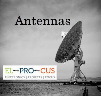 Microwave Antennas In Communication