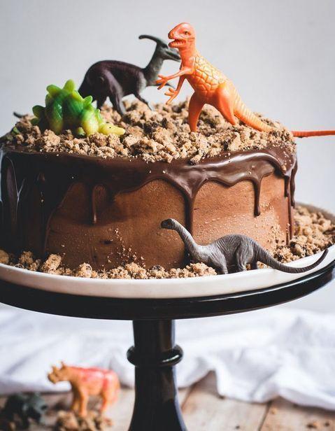 Comment faire un gâteau d'anniversaire enfant - Elle à Table
