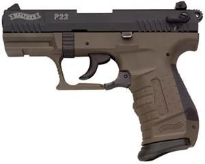 Walther Walther Walther P22 Auto Pistol,