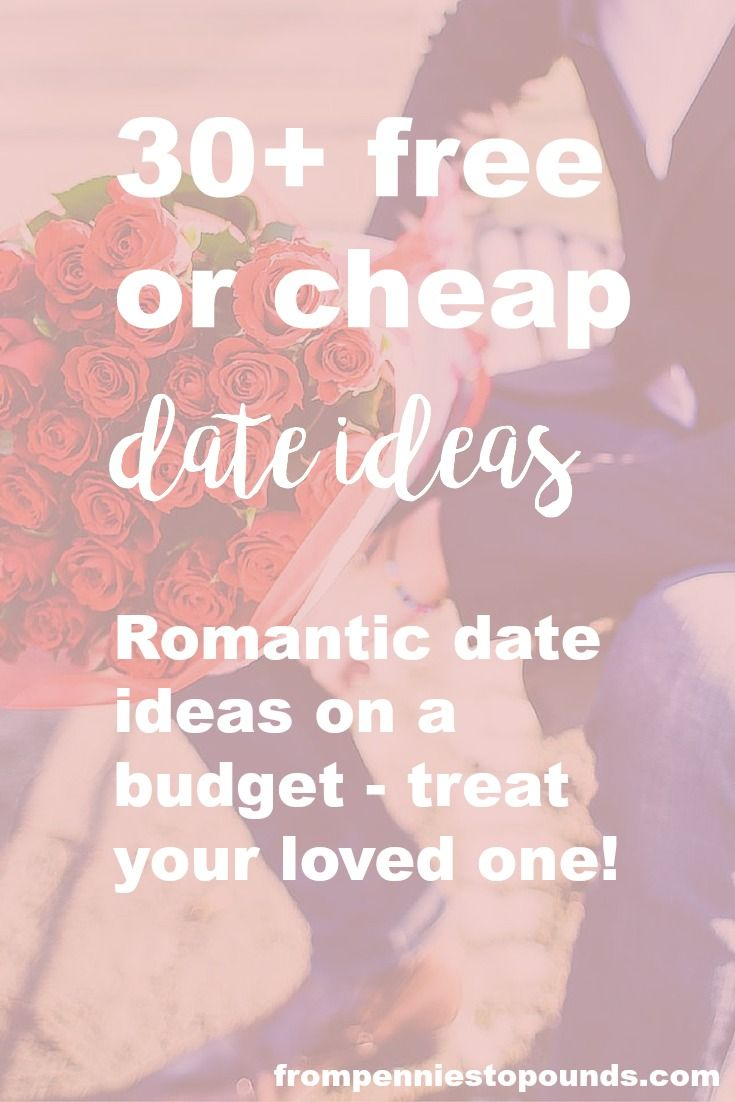 what to do for a cheap date