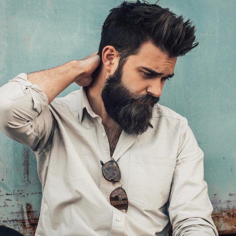 Best 30 Popular Beards Shape Ideas For Men For 2018 Beards For A