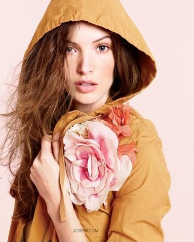 flower power, courtesy of jcrew.