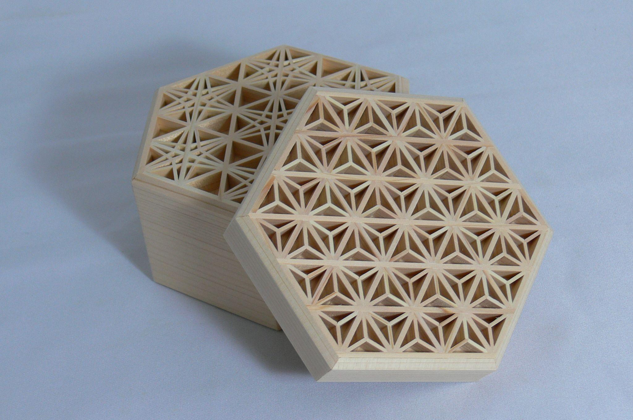 Kumiko jewelry box by yoshiwara mokko wooden box designs