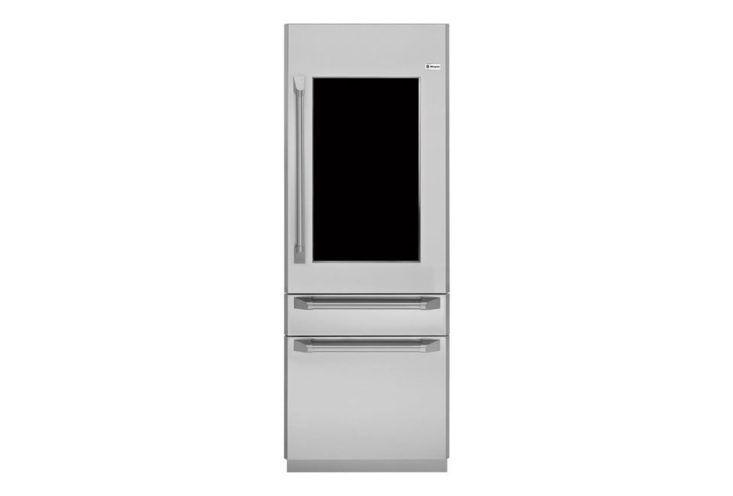 10 Easy Pieces Glass Door Refrigerators Kitchen Pinterest