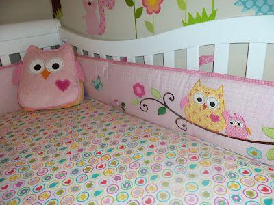 Owel Themed Nursery Cute Owl Pillows For Your