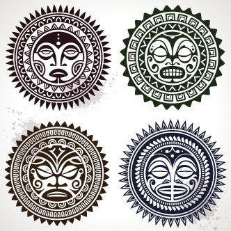 Soles tribales Maori tattoo Pinterest Tattoo Maori and Tatoo