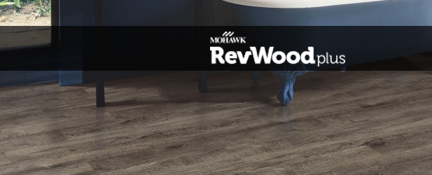 Mohawk RevWood Plus Laminate Flooring was the topic of a