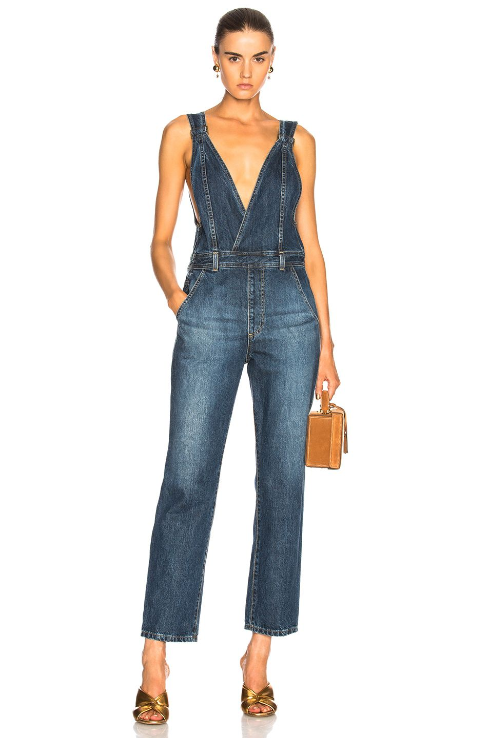 Denim overalls AG - Adriano Goldschmied