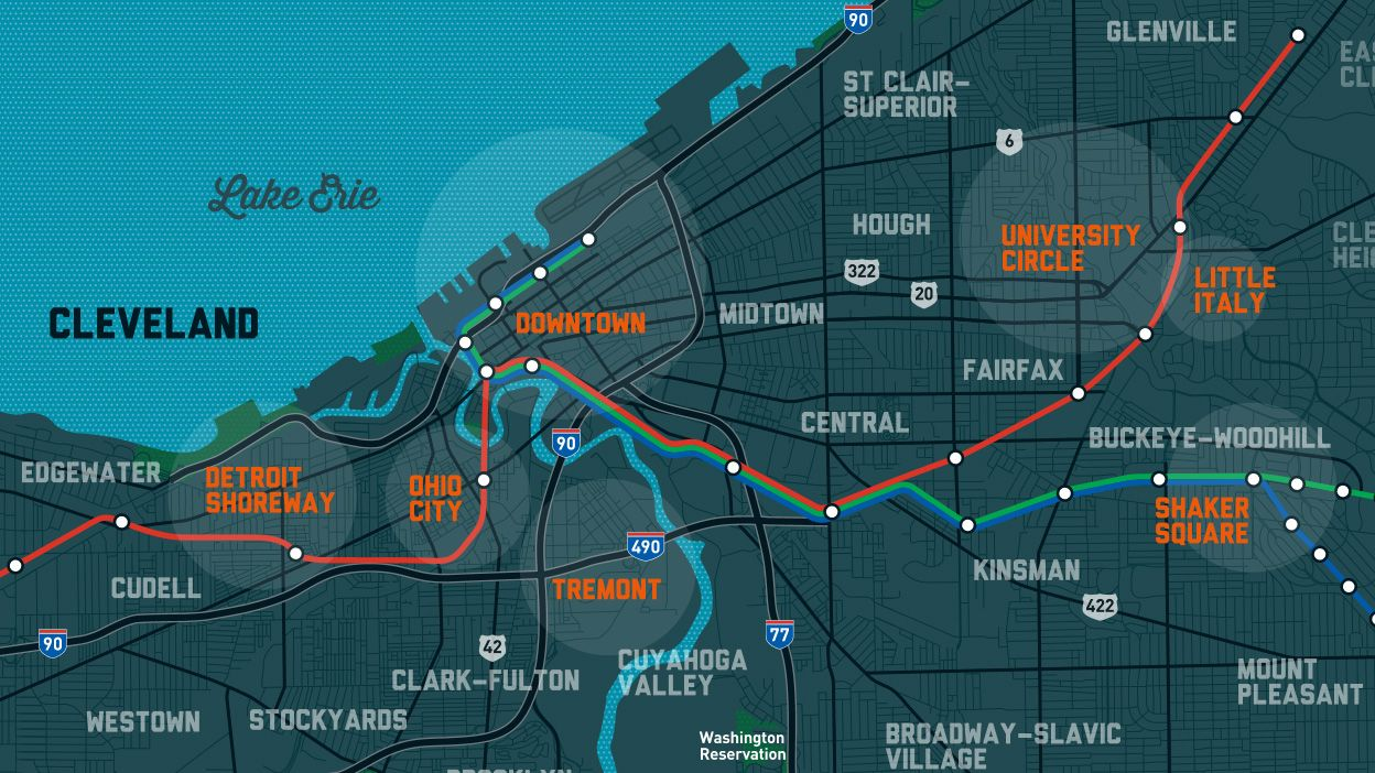 Explore Cleveland with confidence. | Transportation ...