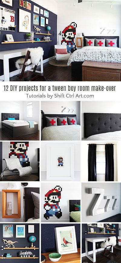 bs tween bedroom the reveal diy projects ikea boys bedroom rh pinterest com