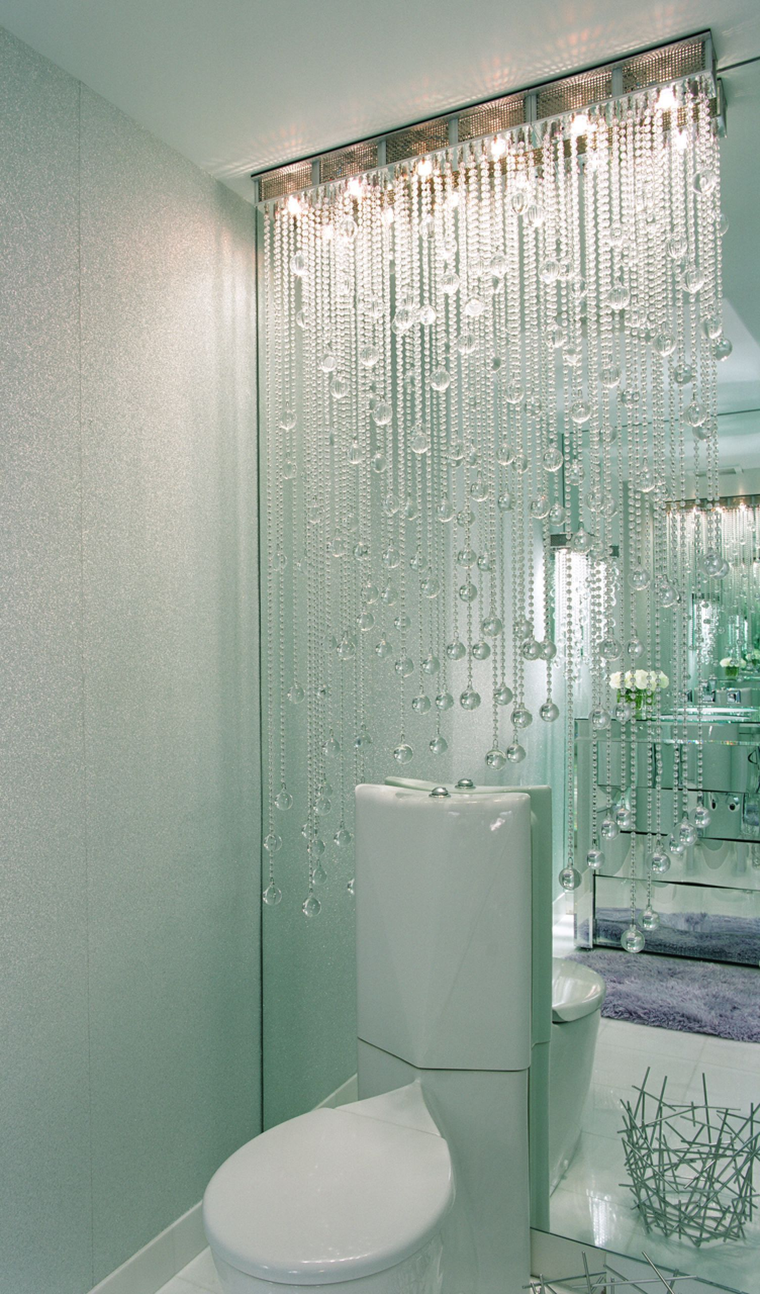 crystal bathroom accessories sets%0A Glass beads