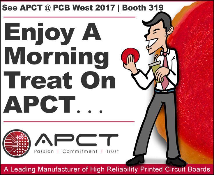 Pin by apctpcb on 2017 pcb west at santa clara convention