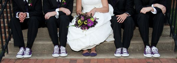its all about my wedding with chucks | Converse Chucks /My shoe ...