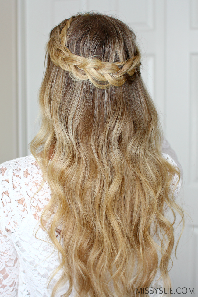 Dutch Halo Braid | Crown braids, Plait hairstyles and Halo braid