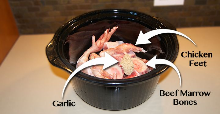 How To Make Bone Broth For Your Dog Dog Food Recipes Homemade