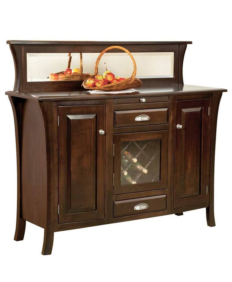 ensenada sideboard amish buffets sideboards dining room rh pinterest com