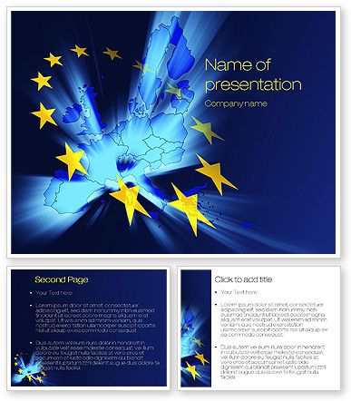 United europe powerpoint template with united europe powerpoint united europe powerpoint template with united europe powerpoint background for presentations is ready for download toneelgroepblik Gallery